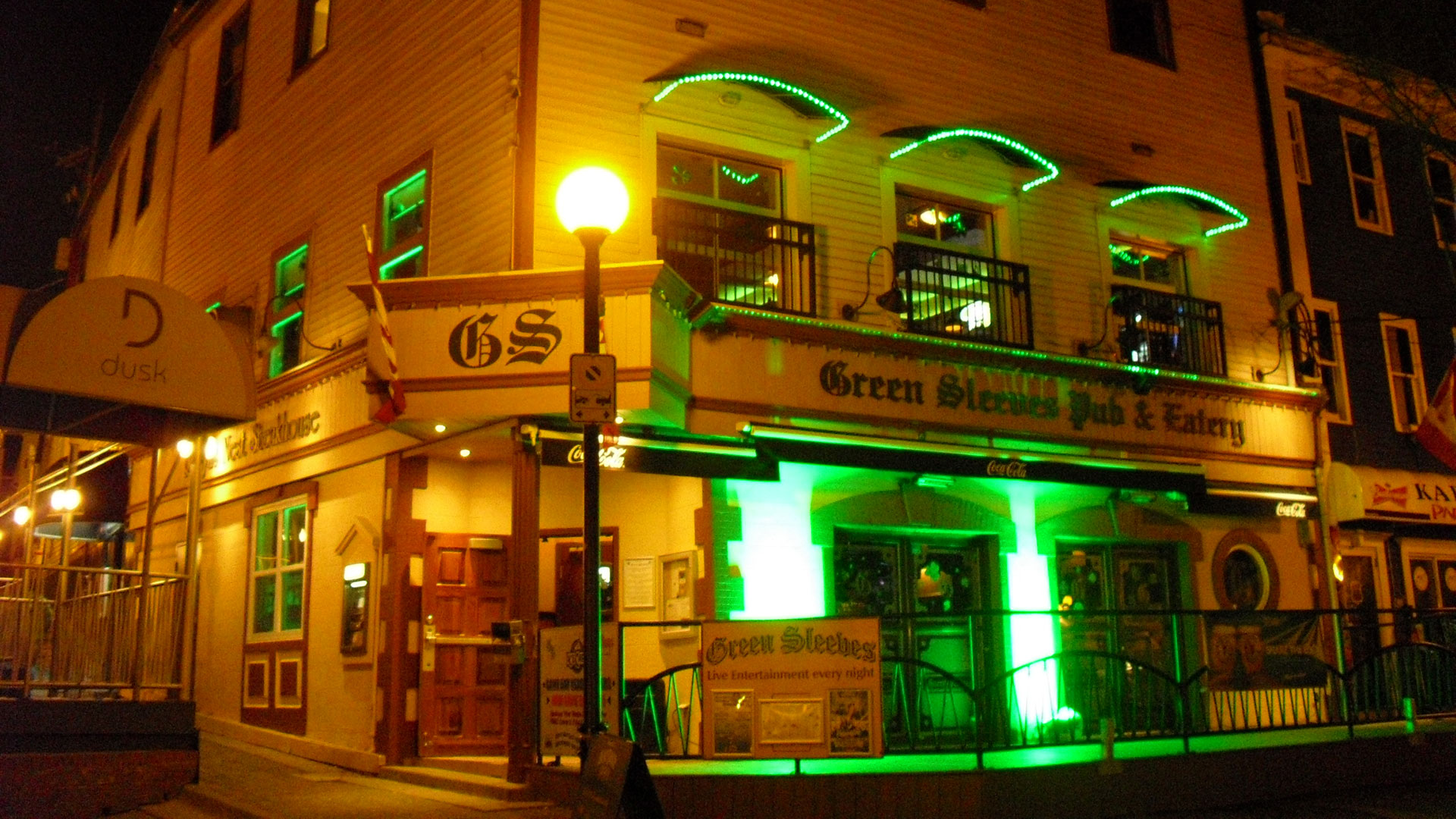 Green Sleeves Pub & Eatery