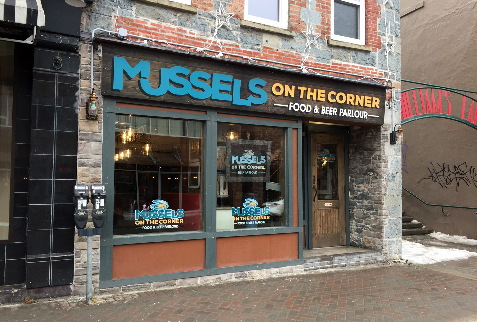 Mussels On The Corner